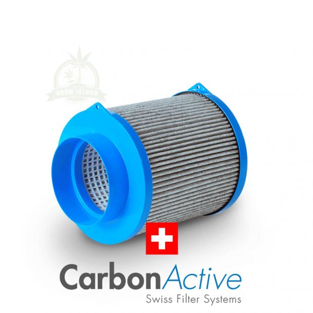 CarbonActive 125mm Homeline Filter standard, 200m3/h / 200mm