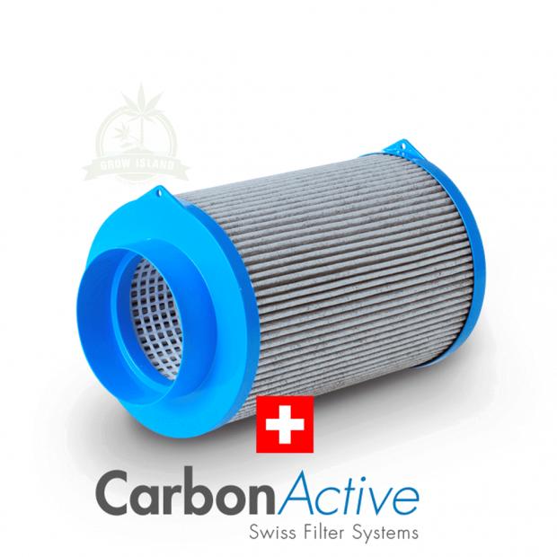 CarbonActive 125mm Homeline Filter standard, 300m3/h / 280mm