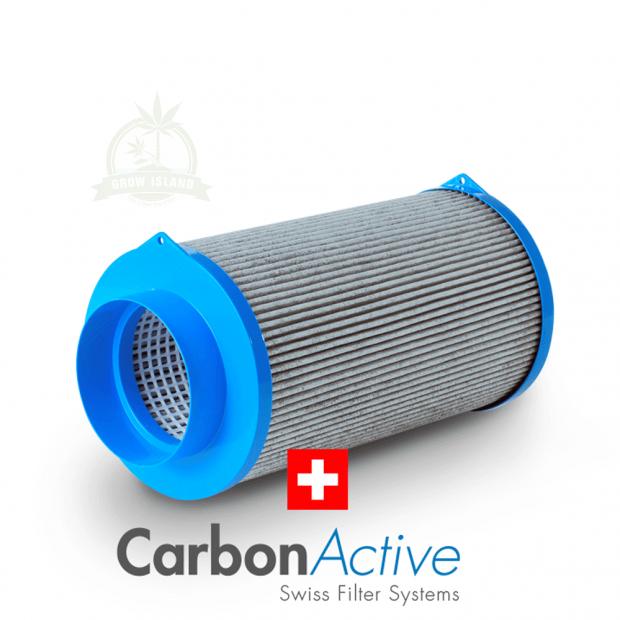 CarbonActive 125mm Homeline Filter standard, 400m3/h / 330mm