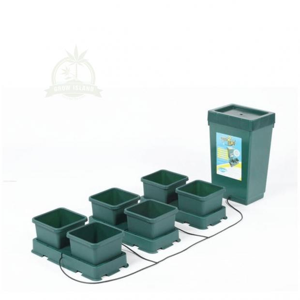 AutoPot easy2grow system 2x8,5l , 6 Pot