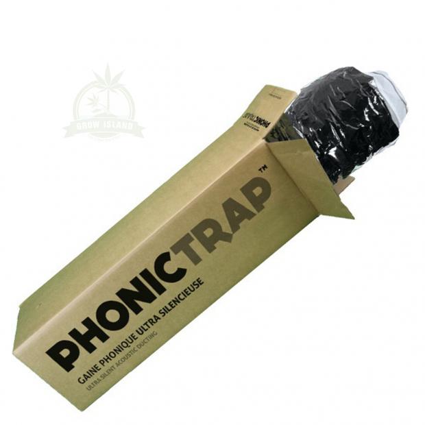 Phonic-Trap-Isoschlauch-10meter-152mm