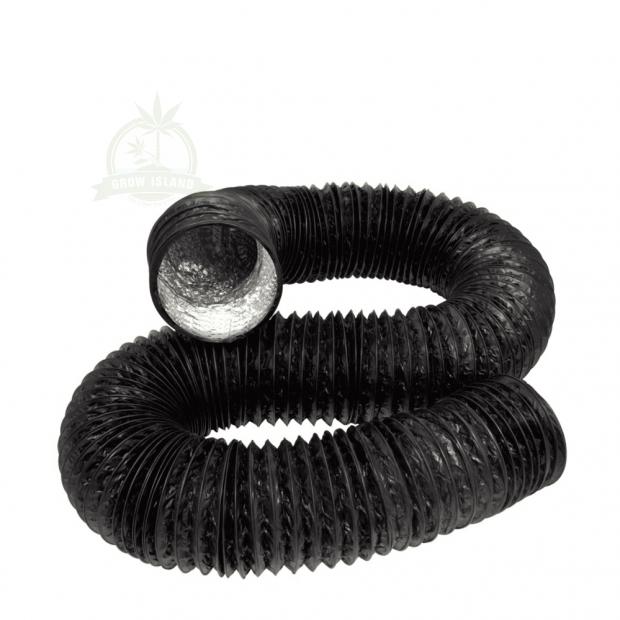 Combiconnect 1m flexibler Aluschlauch nicht schalldicht, 127mm