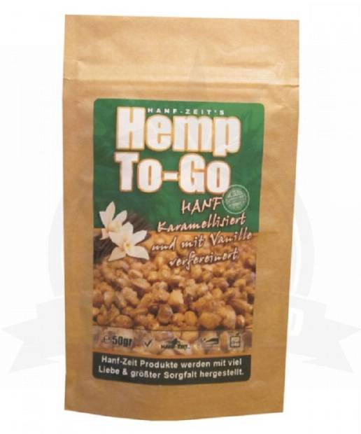 Hemp To-Go, 50g