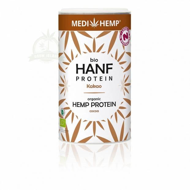 MediHemp Bio Hanfprotein Kakao 180g
