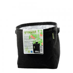 Gronest Stofftopf umweltfreundliche Pflanztaschen aus Geotextil 11l