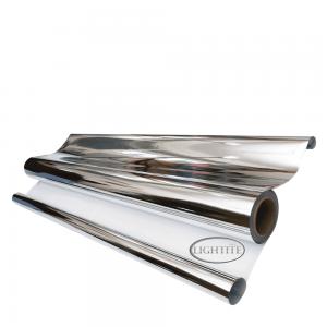 Silber Weiss 124um lichtdicht 1,25 x 10m