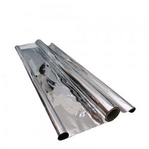 Ultra Silber Mylar 50mu 1,4 x 10m