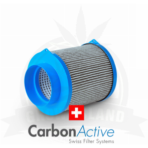CarbonActive 125mm Homeline Filter standard, 200m3/h / 200mm