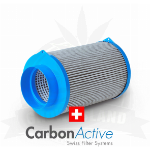 CarbonActive 125mm Homeline Filter standard, 300m3/h / 280mm