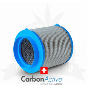CarbonActive 200mm Homeline Filter standard, 500m3/H / 280mm
