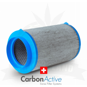 CarbonActive 200mm Homeline Filter standard, 800m3/h / 420mm