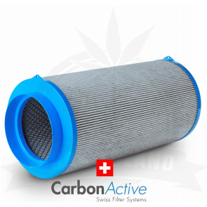 CarbonActive 200mm Homeline Filter standard, 1000m3/h / 560mm