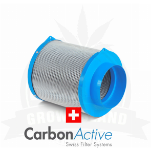 CarbonActive 125mm Granulate filter, 200m3/h / 200mm
