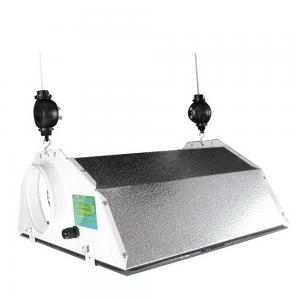 Spudnik Reflektor mit Glasplatte 150mm