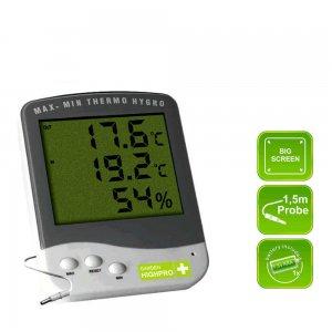 Garden HighPro Thermo Hygrometer Premium