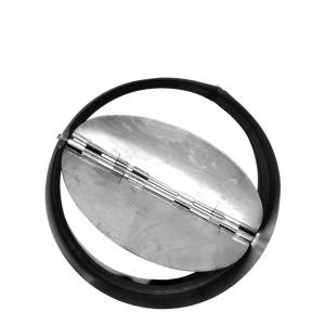 Rückschlagklappe, 160mm