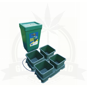AutoPot easy2grow system 2x8,5l, 4 Pot