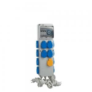 GSE Timer Box III 12x600W und Heizung 2000W