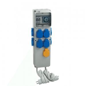 GSE Timer Box III 8x600W und Heizung 2000W 230V