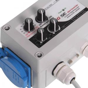 GSE Controller Temperatur und Min-Max Hysteresis Speed