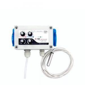 GSE Controller Temperatur Luftfeuchtigkeit und Unterdruck