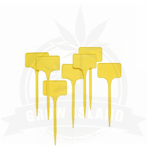 Romberg Stecketiketten gelb stabil
