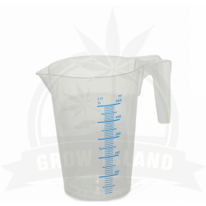 Messbecher gross 500ml / 10ml