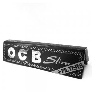 OCB premium slim filter tips