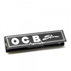 OCB Black premium slim
