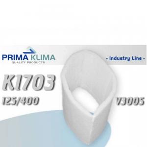 Prima Klima Staubfilter, 125mm/400mm