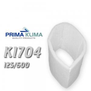 Prima Klima Staubfilter, 125mm/600mm