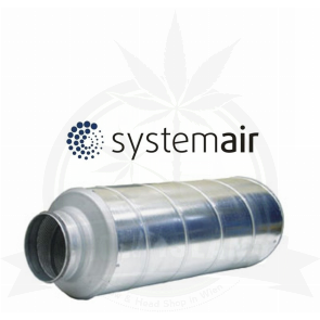 Systemair sound suppressor LDC 160-900