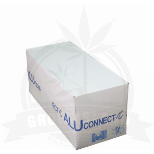 Aluconnect 10m flexibler Aluschlauch nicht schalldicht, 102mm