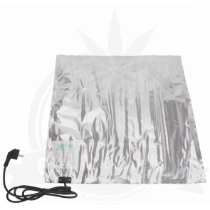 Romberg Heizmatte Skinny Heat alu, 75 x 75cm - 95w