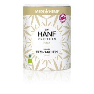 Medihemp Bio Hanfprotein 330g